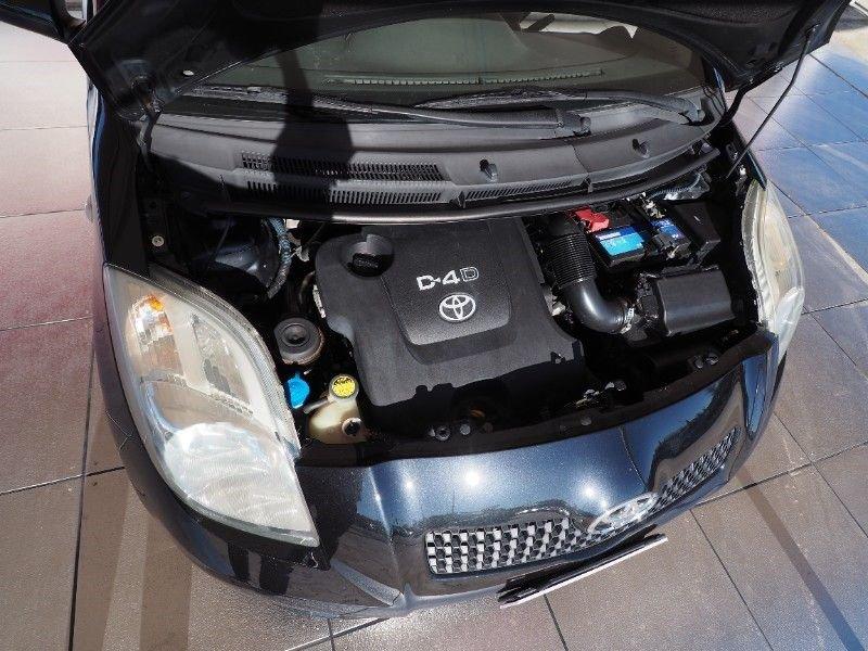 Toyota Yaris 1.4 D-4D 5 porte Sol