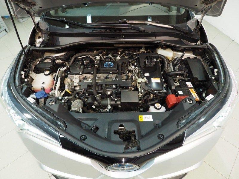 Toyota 1.8 Hybrid E-CVT Business