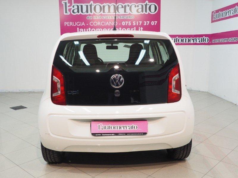 Volkswagen 1.0 75 CV 5 porte move up! ASG